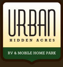 Urban Hidden Acres Logo